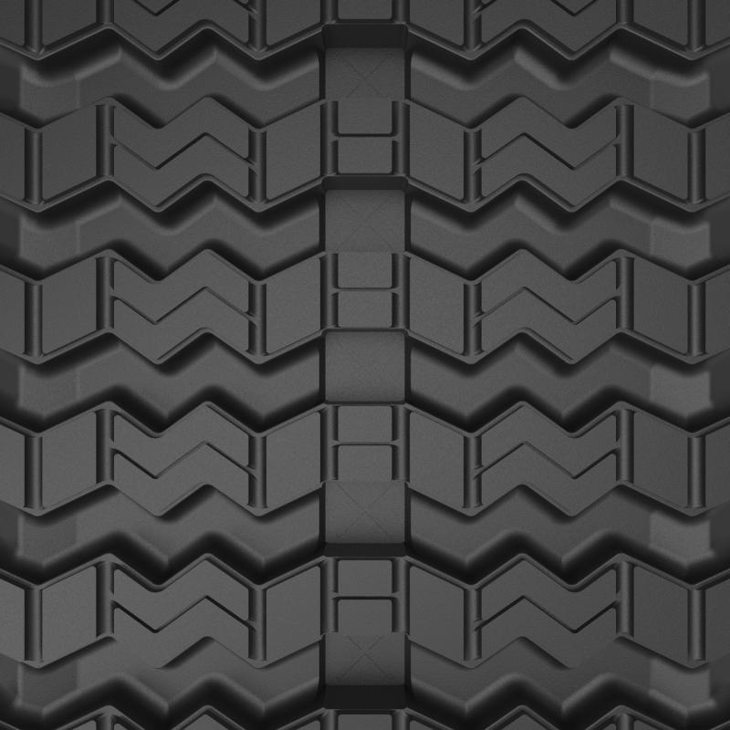 GEHL RT175   Zig Zag   Skid Steer Rubber Track   B320x86x54ZZ