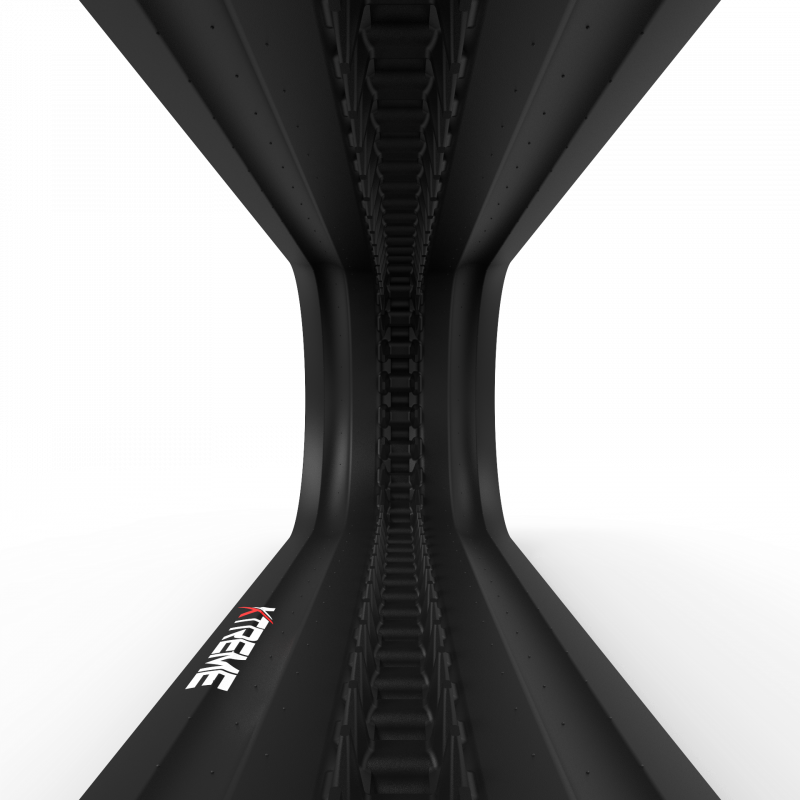 John Deere CT322 | Zig Zag | Skid Steer Rubber Track | B400x86x52ZZ