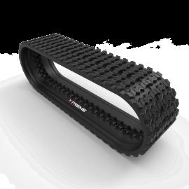 Bobcat T250 | Zig Zag | Skid Steer Rubber Track | Size B450x86x55ZZ | Replaces OEM Part#6678749