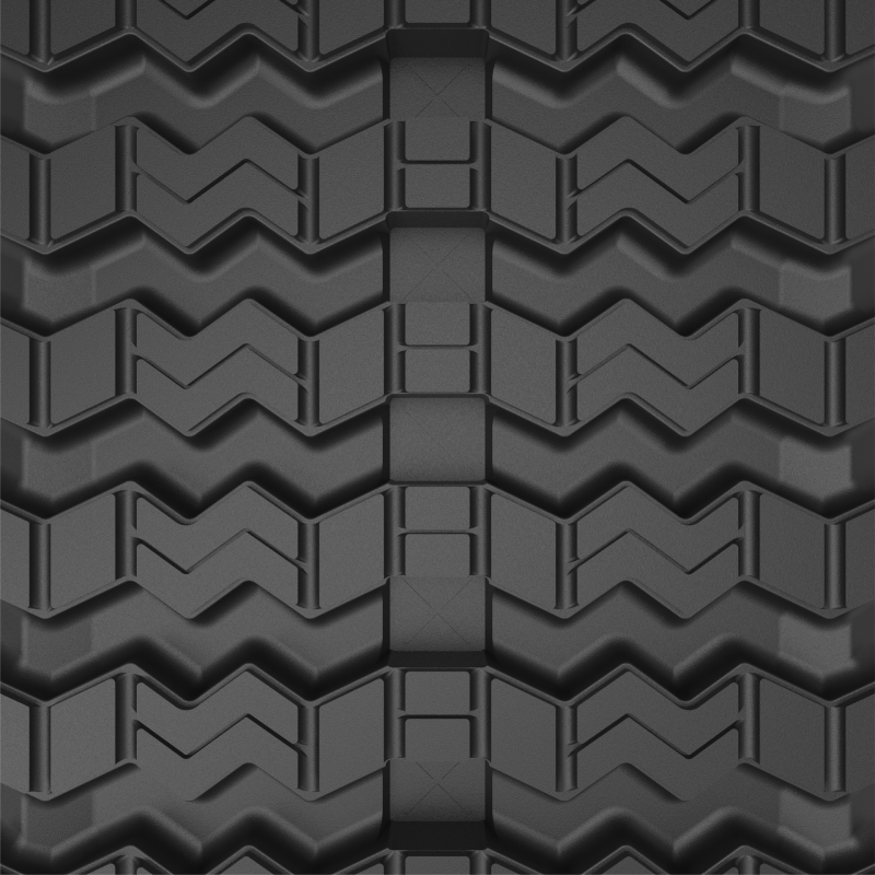 New Holland LT185B | Zig Zag | Skid Steer Rubber Track | B450x86x55ZZ