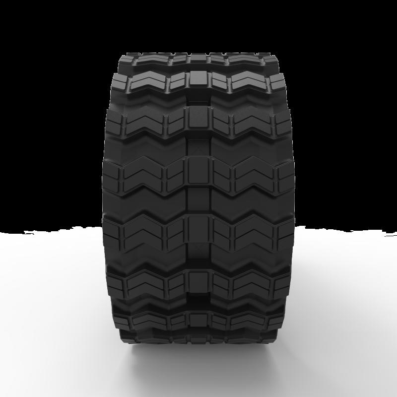 GEHL CTL60 | Zig Zag | Skid Steer Rubber Track | T320x86x52ZZ