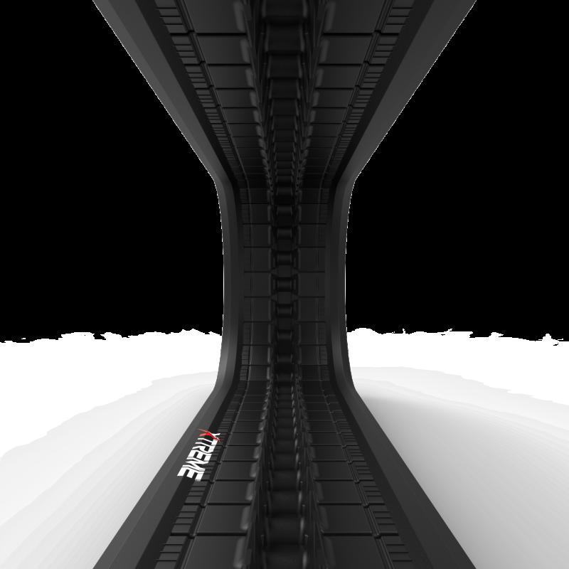 GEHL CTL75 | Skid Steer Rubber Track | T450x100x48D