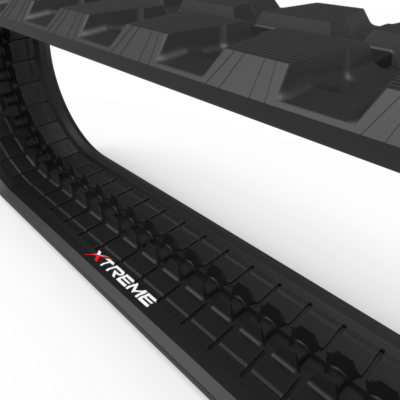 GEHL CTL80 | Skid Steer Rubber Track | T450x100x50D
