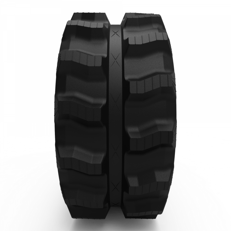 Bobcat MT52 | Mini Skid Steer Rubber Track | Size 180x72x39 | Replaces OEM Part# 7153420 / 6988848 / 698846 / 6989141 / 6678661 / 7009964