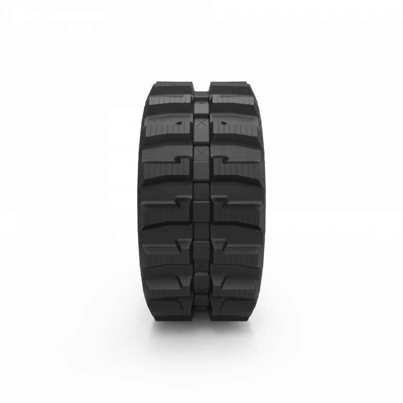 KUBOTA KH014G | Mini Excavator Rubber Track | 230x72x42
