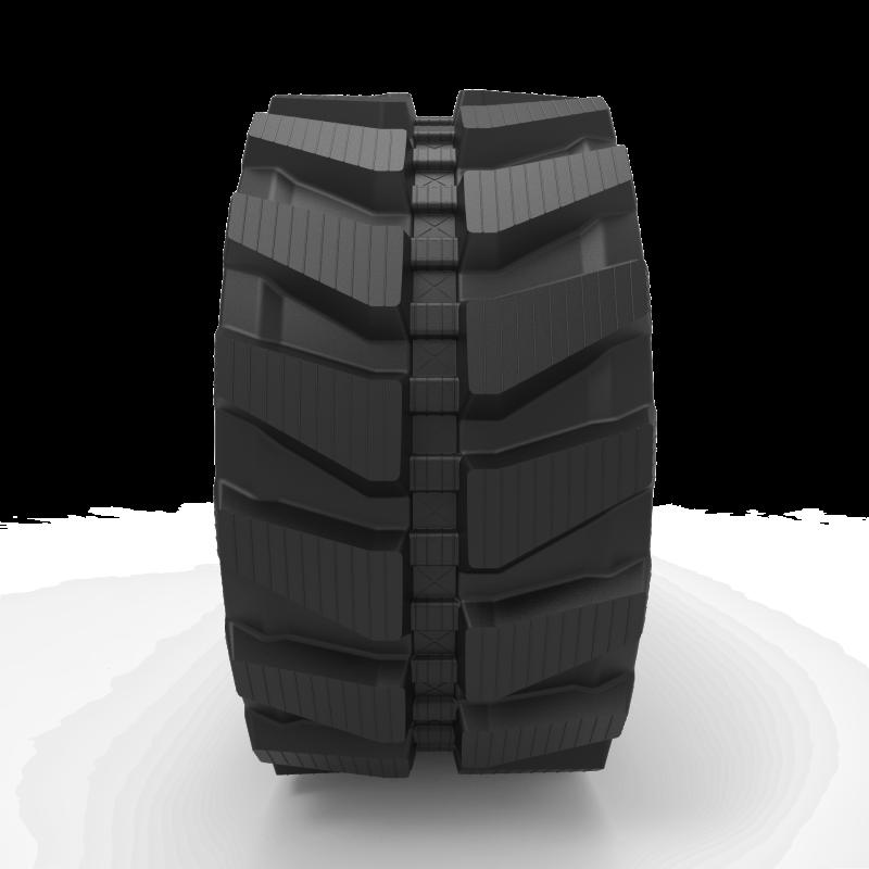 Kubota KH021HG | Mini Excavator Rubber Track | 300x52.5x72N