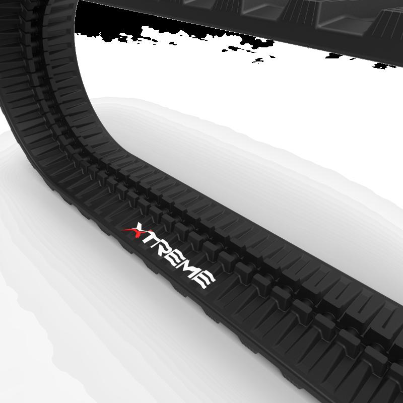 Kubota KH027 | Mini Excavator Rubber Track | 300x52.5x76N
