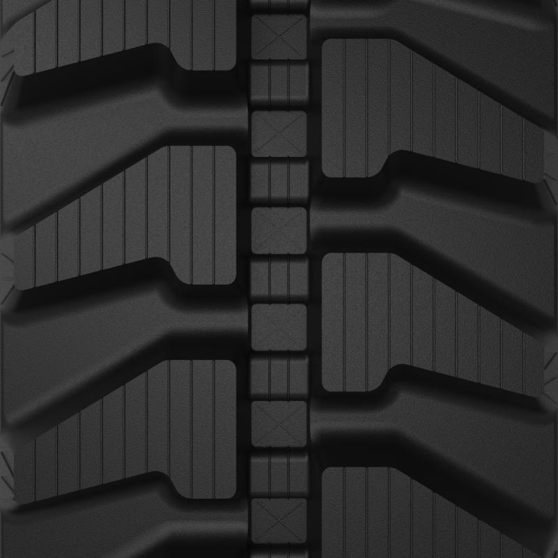 John Deere 35D   Mini Excavator Rubber Track   Size 300x52.5x86N   Replaces OEM Part# T276064 / 4686520 / 1032282