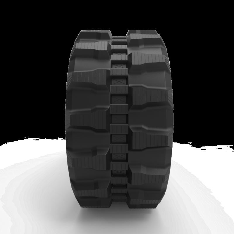 Gehl 253   Mini Excavator Rubber Track   300x52.5x76W