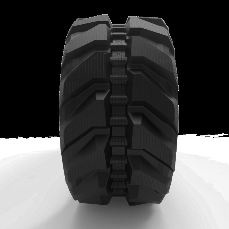 Gehl GX35   Mini Excavator Rubber Track   400x72.5x72W
