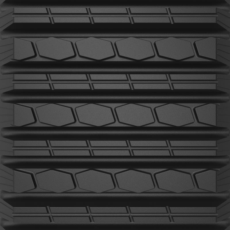 Caterpillar 257B | Multi-Terrain | Skid Steer Rubber Track | 381x101.6x42